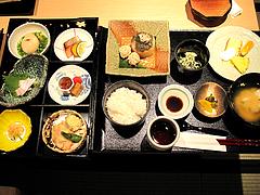 料理:海山松花堂弁当1,500円@海山邸・ザショップス