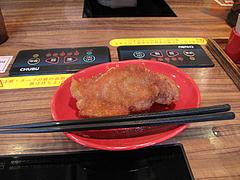 17ランチ:BIG唐揚げ@つけ麺・麺研究所・麺屋・慶史・大手門