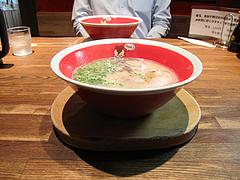6ランチ:モヒカンラーメン板@モヒカンらーめん・味壱家・津福本店