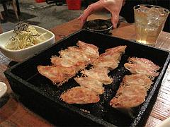 料理:餃子450円×2@餃子・高砂遊心