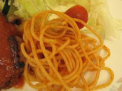 11ランチ:ケチャップスパゲティ@定食の味作食堂