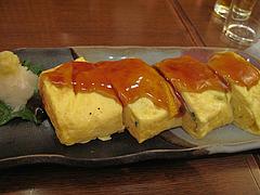 12そば料理:だし巻@やぶ金・蕎麦・大名