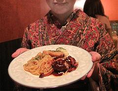 料理:日替わりランチ850円@ハカタネーゼ・エノテカ・リツ・清川
