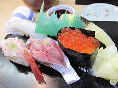 料理:にぎり寿司@鮨あつ賀・渡辺通・福岡