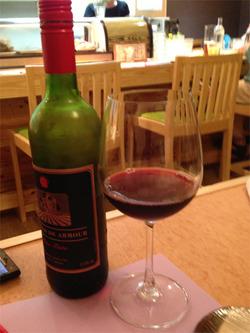 17ワイン@花のれん