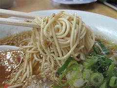 ランチ:ラーメンカタ麺@長尾亭ラーメン