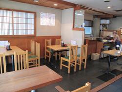 2階席@うどんそば大徳屋