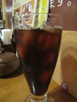 8アイスコーヒー@カレー本舗博多本店