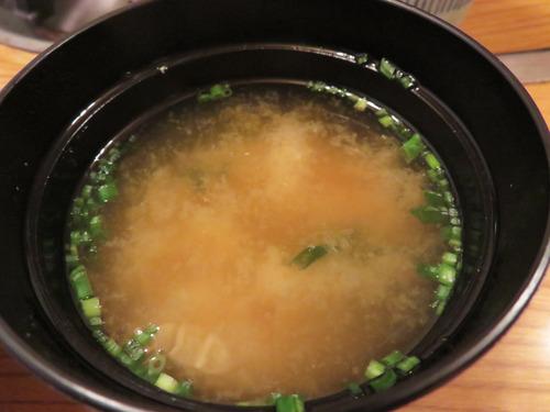 13味噌汁