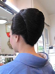 和装・アップ・日本髪6@シキシマ美容院・福岡