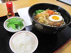 13イカスミカレーそば@SAPA麺王決定線2012