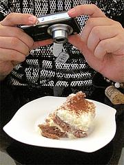 料理:ヨーグルトのムースケーキ@生パスタOOIWA(オオイワ)・平尾