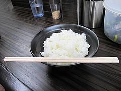 11ランチ:白ご飯食べ放題100円@濃厚豚骨醤油ラーメン・無邪気・七隈