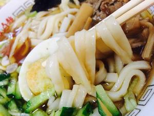 24ろうすう麺@白龍