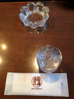 5おしぼり@丸福珈琲店
