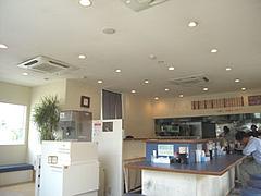店内@らーめん屋鳳凛筑紫野店