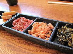 料理:取り放題の香の物@海鮮食堂 博多まかない屋・住吉