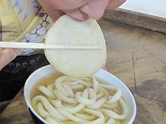 料理:丸天かじる@みやけうどん・呉服町