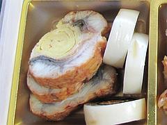 料理:うな卵巻・いか明太巻@2011セントラルホテル福岡お節(おせち)・一の重