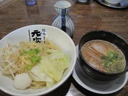 12特濃魚介つけ麺並750円@麺場元次