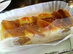 料理:りんごのタルト@こんぱる・鳥栖