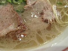 料理:ラーメンスープ@長浜屋台やまちゃん福岡天神店