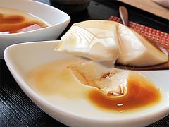 料理:デザートアップ@麺's蓮・那珂川