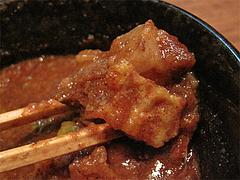 料理:博多つけ麺チャーシュー@一風堂・塩原本舗
