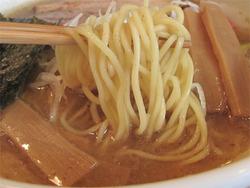 8濃厚中華そば麺@麺や兼虎