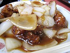 ランチ:酢豚@小笹飯店