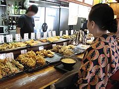 6店内:天ぷら処@讃岐うどん大使・福岡麺通団・薬院