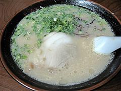 料理:ラーメン420円@一点公・福岡市南区