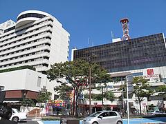 外観:ホテルニューオータニ@拉麺帝国・渡辺通サンセルコ