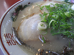 5ランチ:博多豚骨ラーメン@ラーメン博多荘・中州