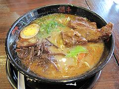 料理:パイクー麺700円@味千拉麺・福岡東店・楽一街道箱崎店