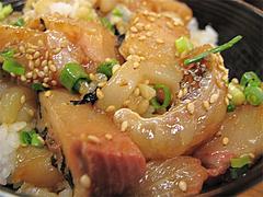 料理:海鮮丼具2@魚魚・居酒屋