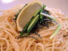 たらこスパゲティ1.5倍@スパゲティ専門店CURURU(クルル)
