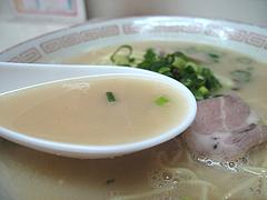 料理:ラーメンスープ@一番亭ラーメン
