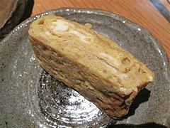 料理:玉子焼アップ@蕎麦・木曽路