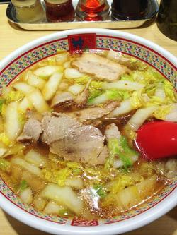 4おいしいラーメン600円@ラーメン神座(かむくら)