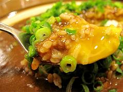 料理:ねぎ玉カレー気味食べる@チャーリーブラウン・サンセルコ・ゴールド免許センター