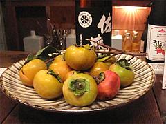 店内:柿@ポコペンのペコポン・三角市場