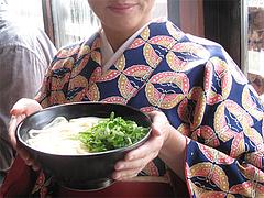 10ランチ:2玉@讃岐うどん大使・福岡麺通団・薬院