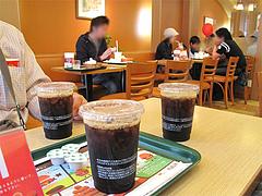 プレミアムアイスコーヒー@モスバーガー博多中洲店