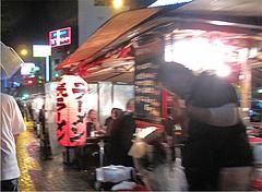 8外観:屋台街@もつ鍋・楽天地・西中洲