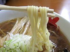 料理:正油らーめん麺@博多めんとく屋(麺篤屋)