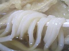 料理:ごぼう(ごぼ天)のうどん@うどん平(たいら)・博多駅前