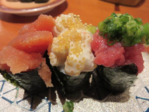 【福岡】天神のカジュアル寿司&海鮮居酒屋♪@すし磯貝 イムズ店