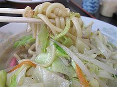 料理:チャンポン麺@香蓉軒・那珂川