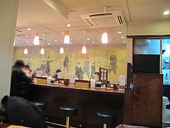 店内@長崎ちゃんぽん・リンガーハット・福岡天神店